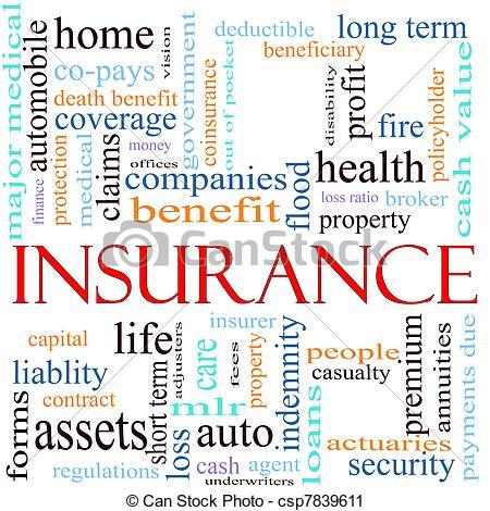 Clip Art Icon Stock Clipart I - Insurance Clip Art