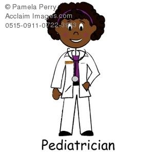 Pediatrician Clipart