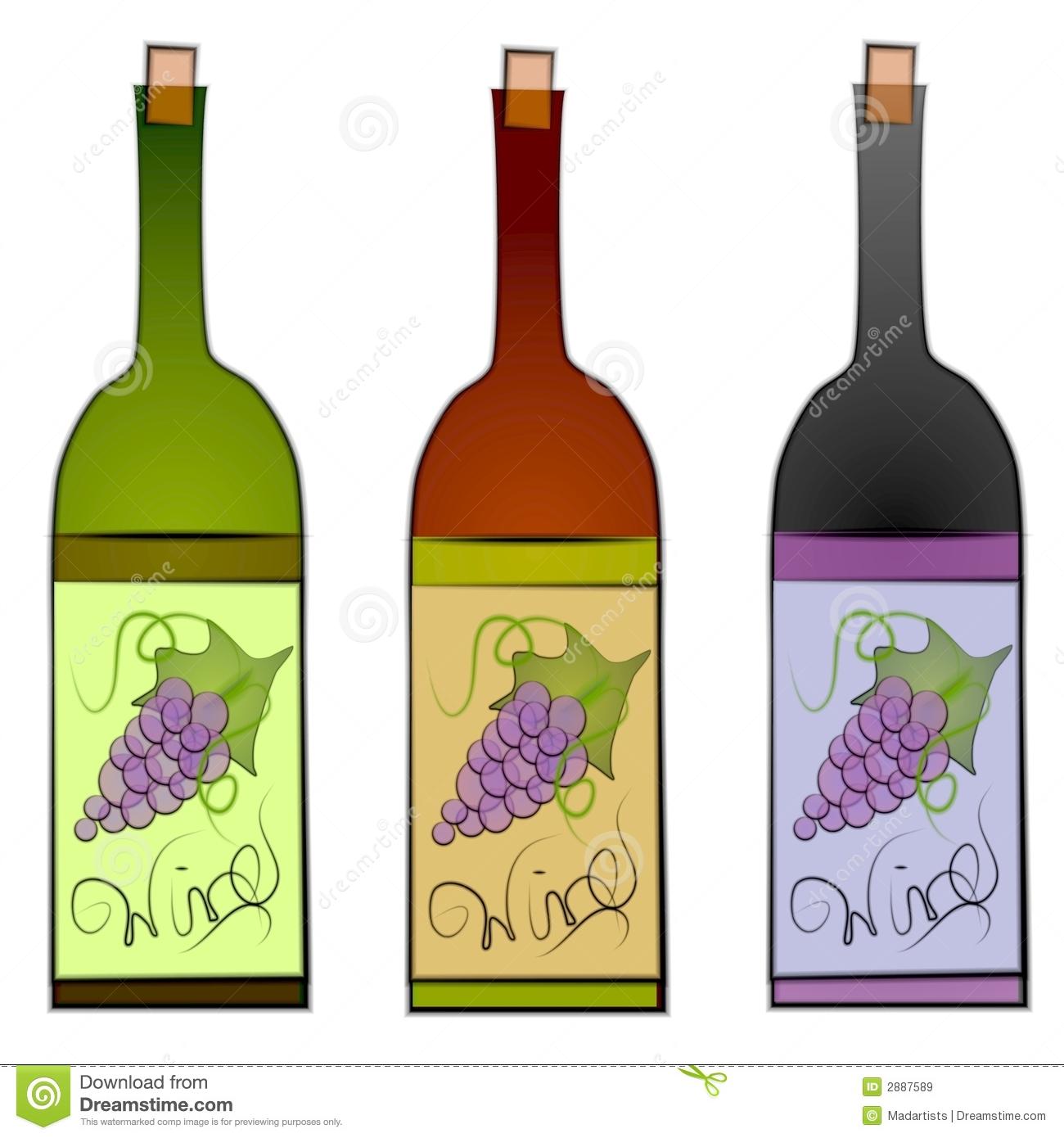 Clipart Wine Bottle