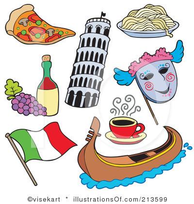 Clip Art Italian Ingredients .-Clip Art Italian Ingredients .-0