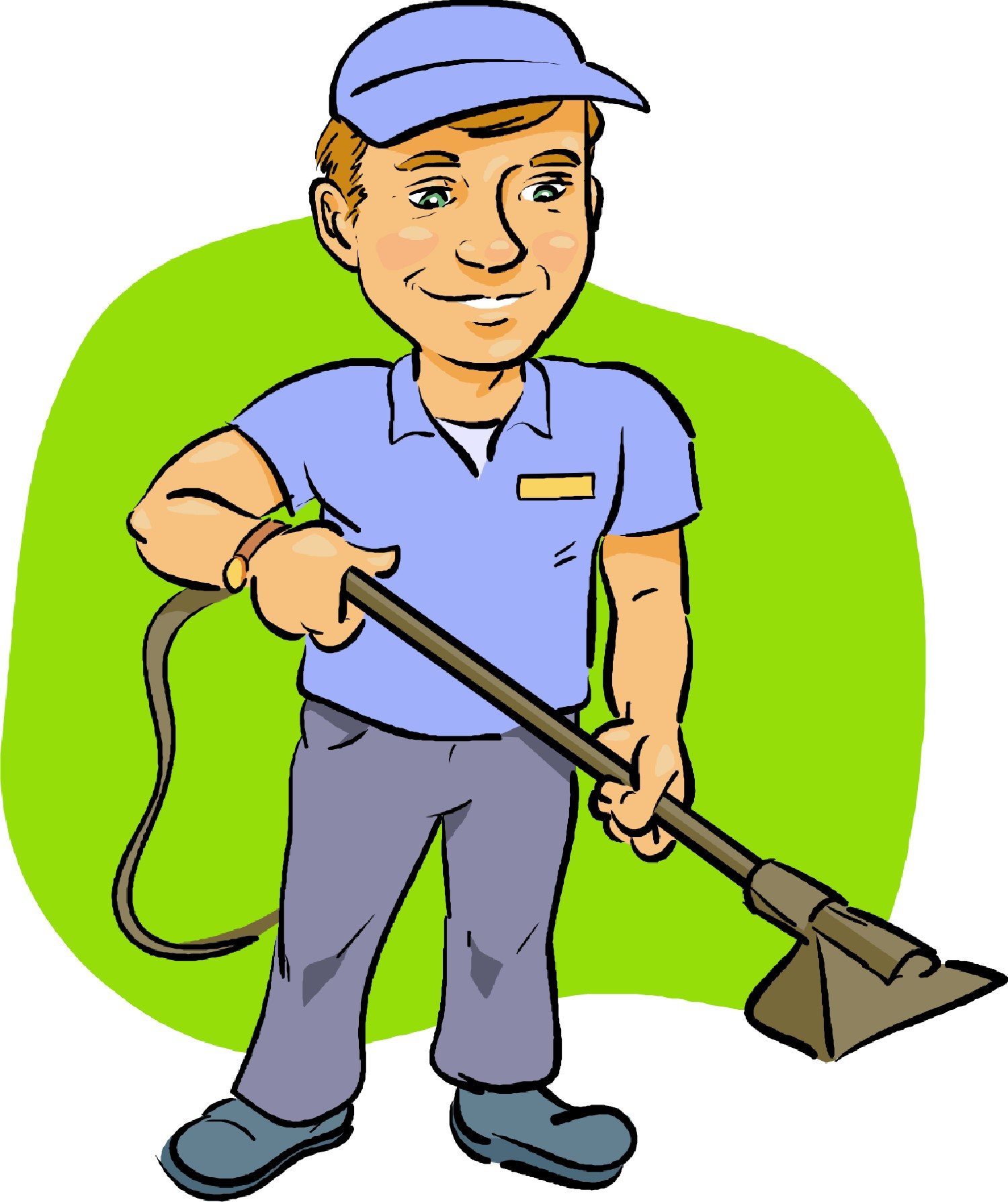 Clip Art Janitor