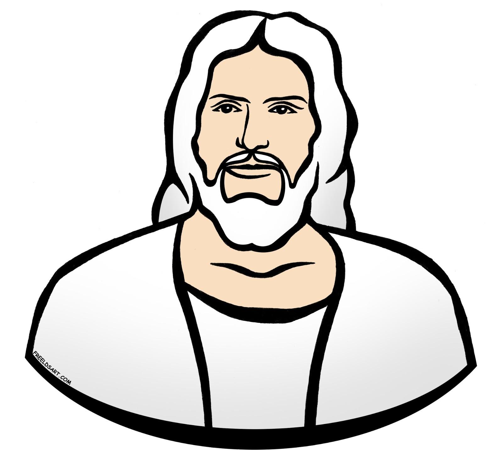 Clip Art Jesus - Clipart Library-Clip Art Jesus - Clipart library-2