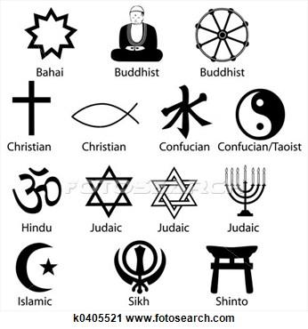 Clip Art Jewish Symbols .