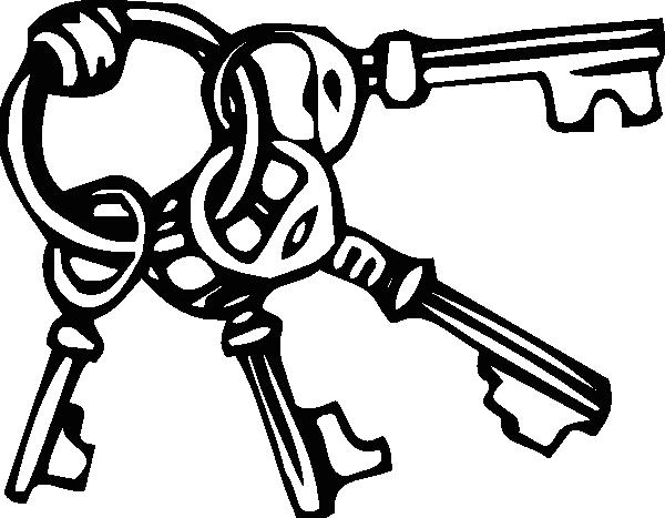 Clipart Keys