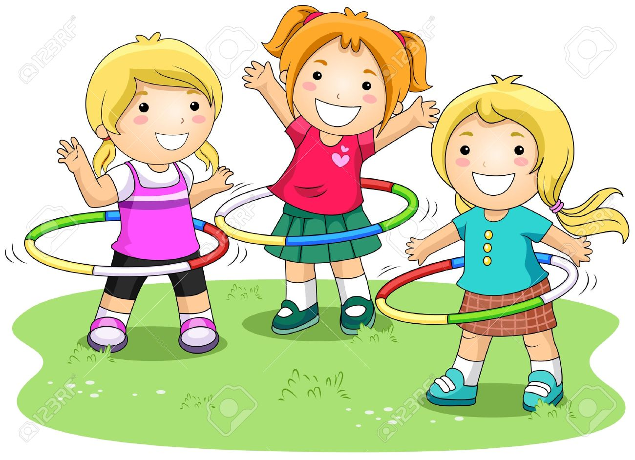 Clip Art Kids Playing Clipart clipart kids playing clipartall free of children