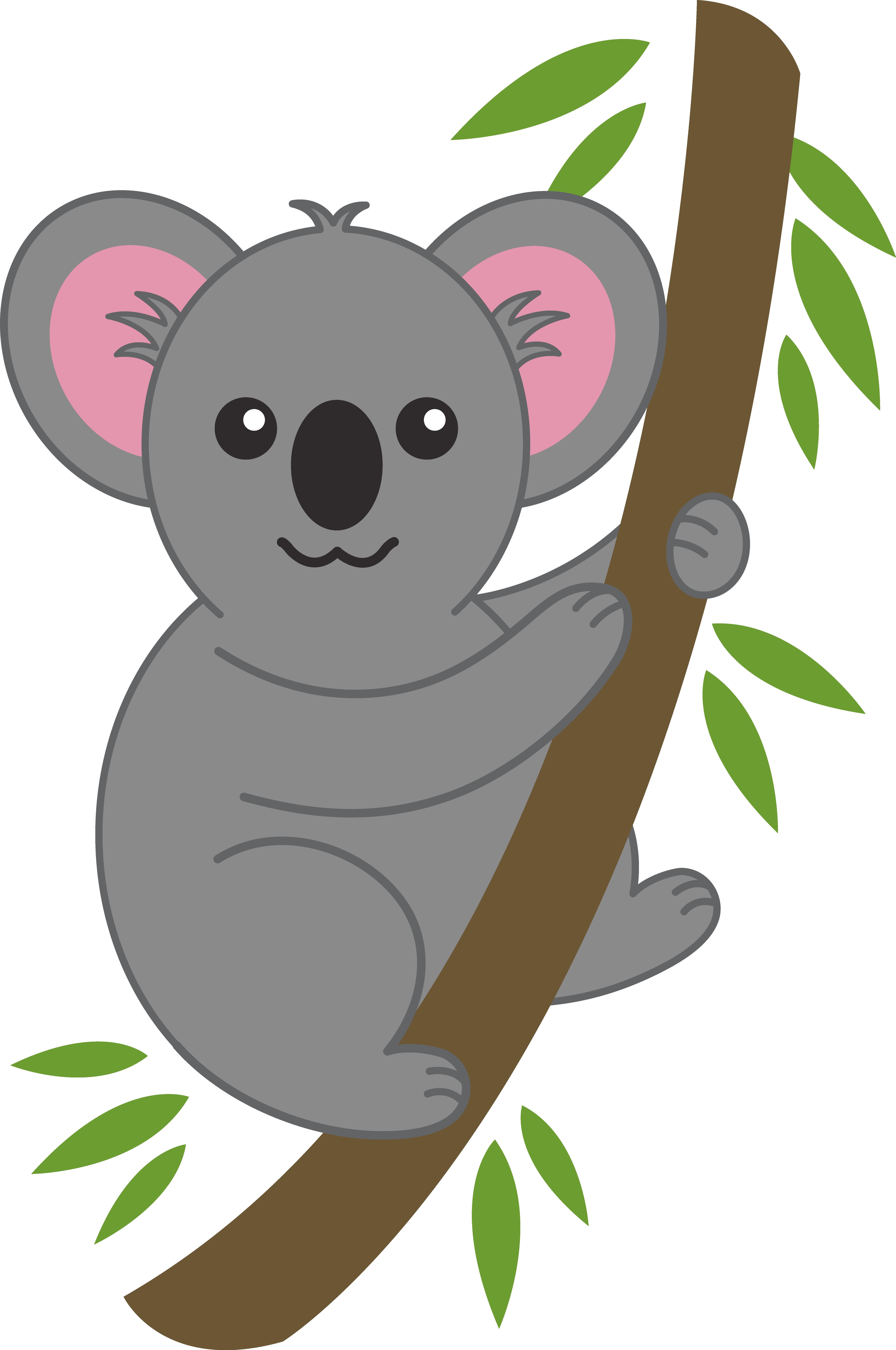 Clip art koala - ClipartFest