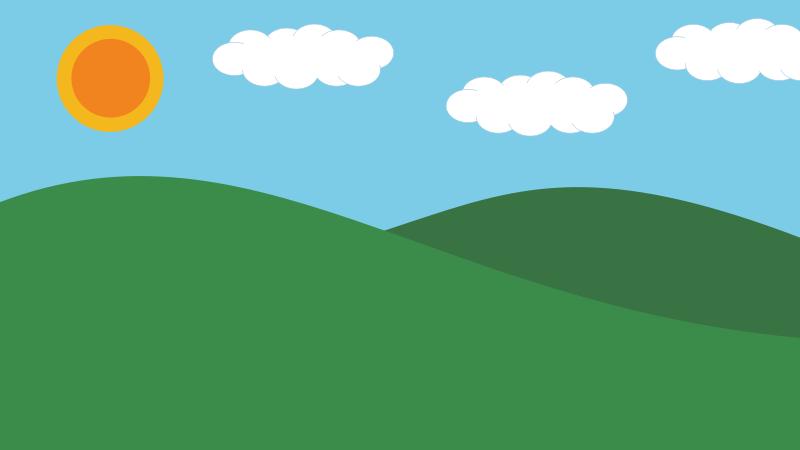 Clip Art Landscape