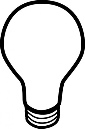Clip Art Light Bulb Free Vector For Free-Clip art light bulb free vector for free download about free-0