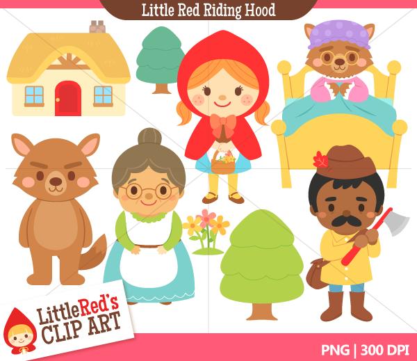 Clip Art | Little Red