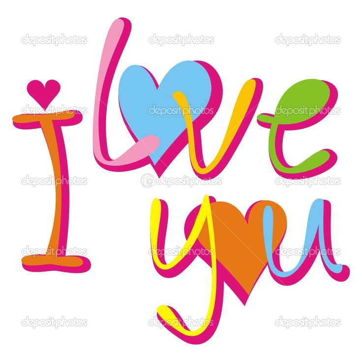Clip Art Love You Clipart i l - I Love You Clipart Animated