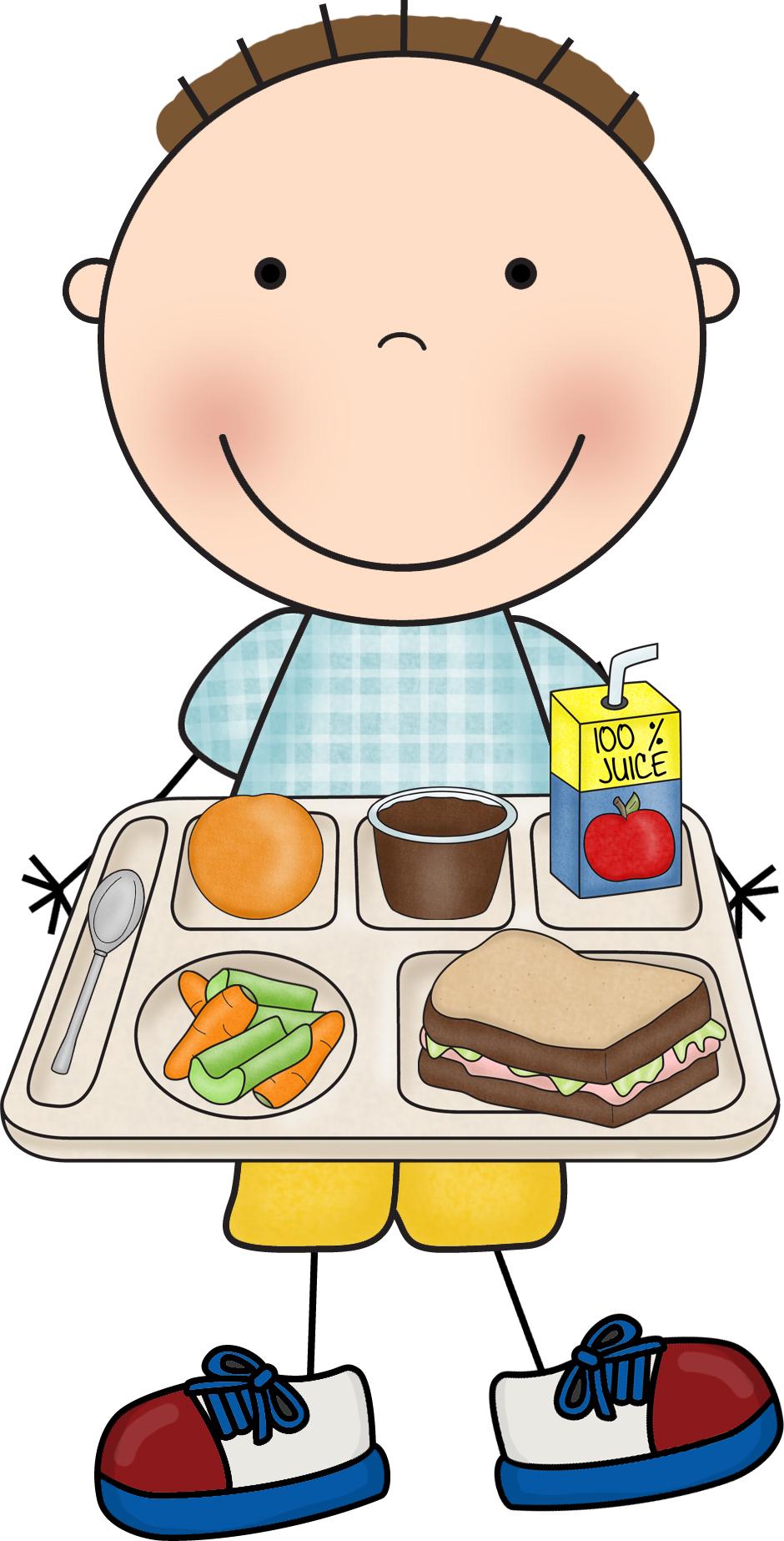 Clip Art Lunch