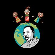 Clip Art Martin Luther King Day Globe Ki-Clip Art Martin Luther King Day Globe Kids Martin Luther King-12