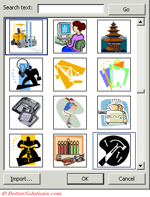 clip art microsoft