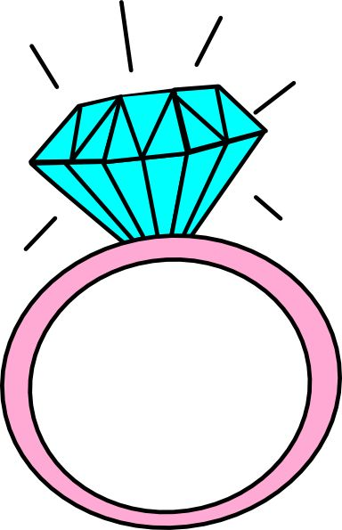 Clip Art U0026middot; Engagement Ring ..-Clip art u0026middot; Engagement Ring ...-1