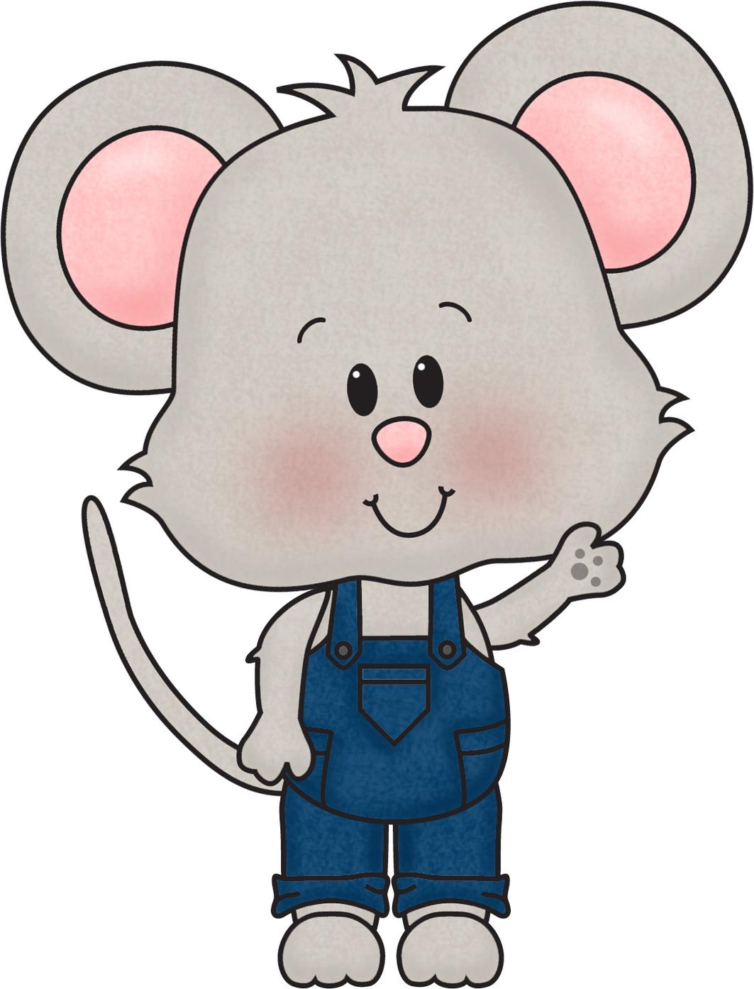 Clip Art Mouse