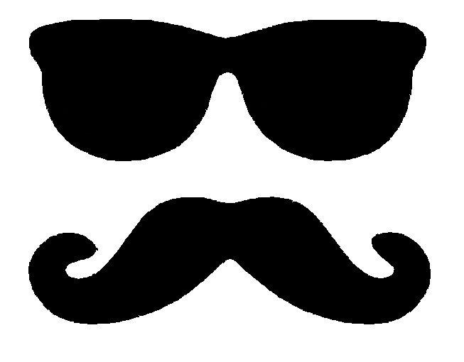 Mustache Clip Art