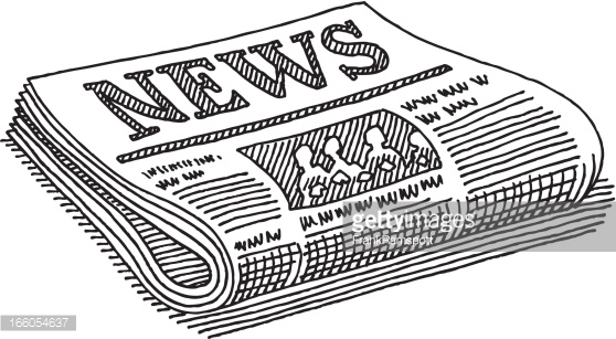 Clip Art Newspaper