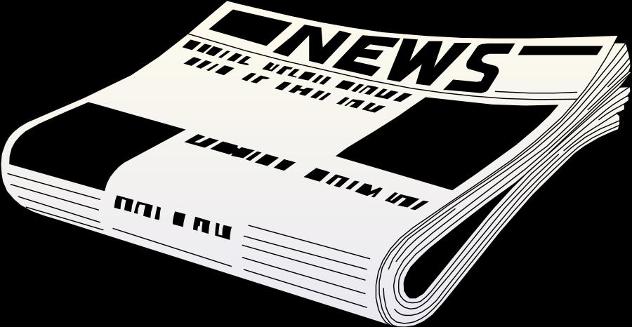 Clip Art Newspaper Clipart ne - Clip Art Newspaper