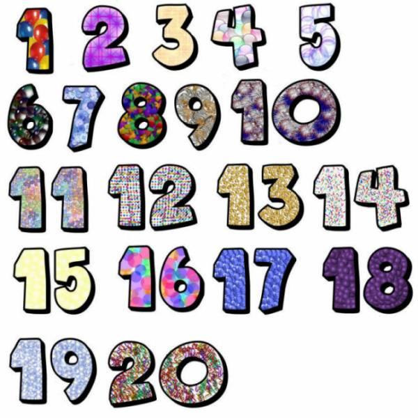 Clip Art Numbers 1 Clipart-Clip art numbers 1 clipart-0