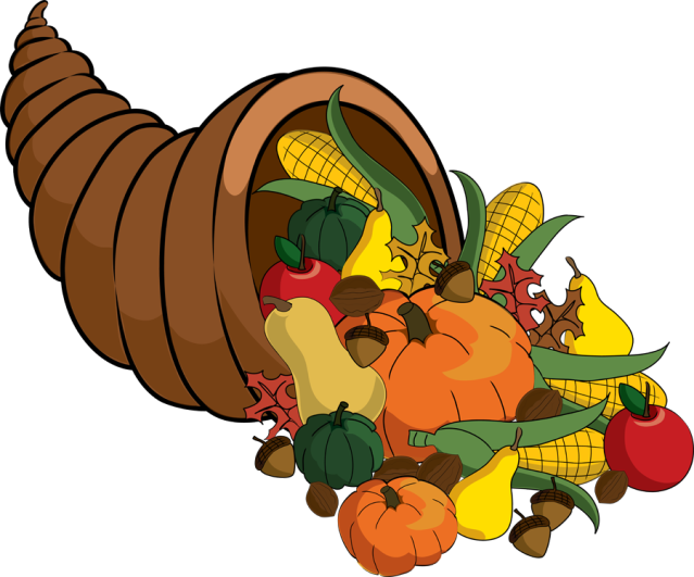 Clip Art Of A Cornucopia Photo Credit Di-Clip Art Of A Cornucopia Photo Credit Dixie Allan-1