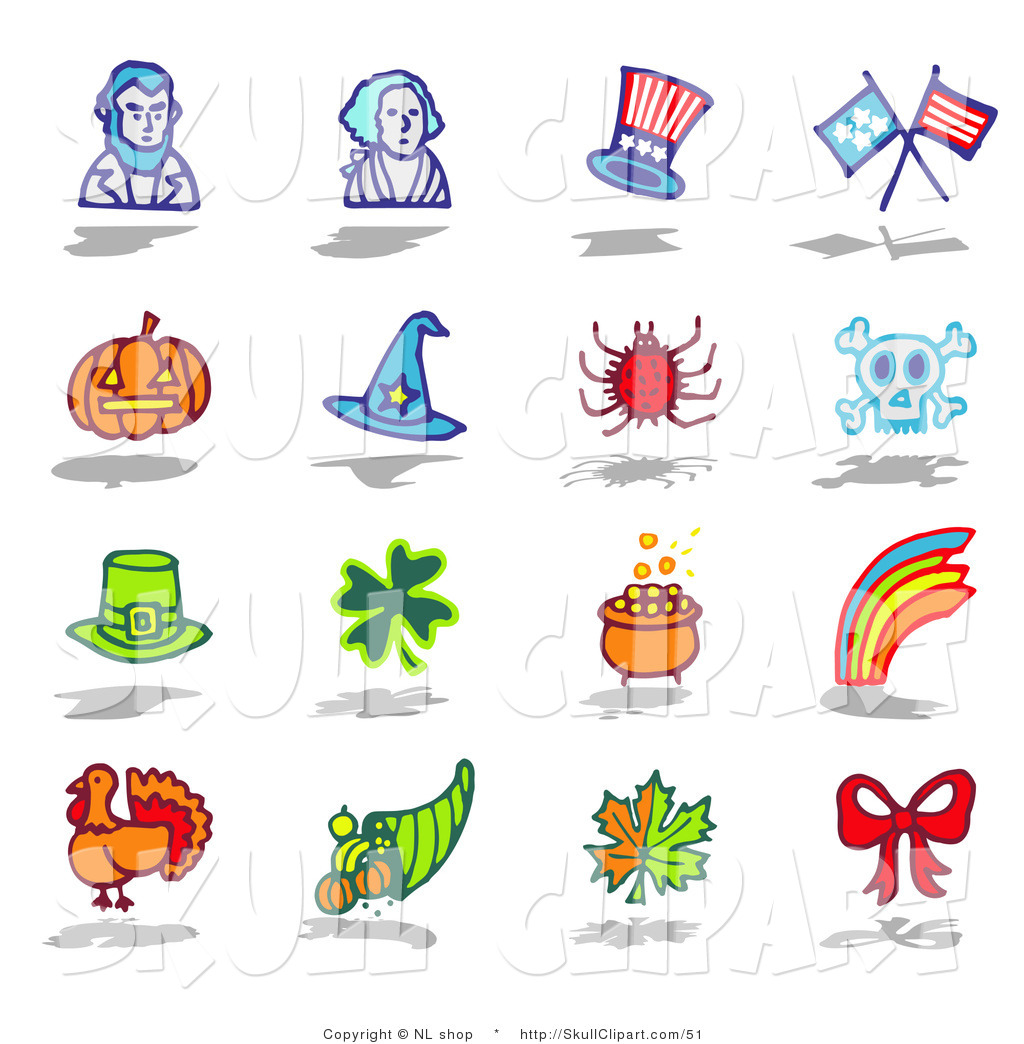 Clip Art Of A Digital Collage .-Clip Art Of A Digital Collage .-2