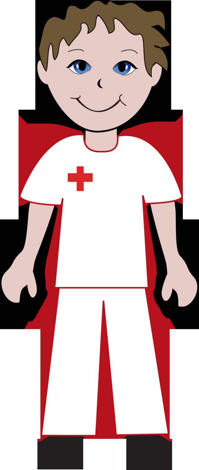 Clip Art Of A Male Nurse Dixie Allan