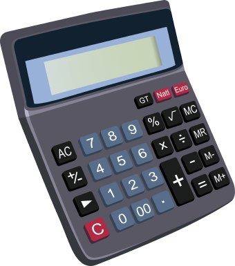 Clip Art Of An Electronic Calculator For-Clip Art Of An Electronic Calculator For Desktop Or Personal Use-13