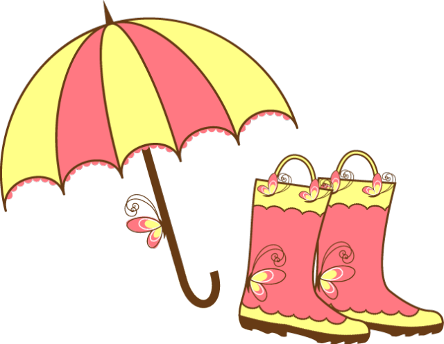Clip Art Of An Umbrella And Boots Dixie -Clip Art Of An Umbrella And Boots Dixie Allan-15