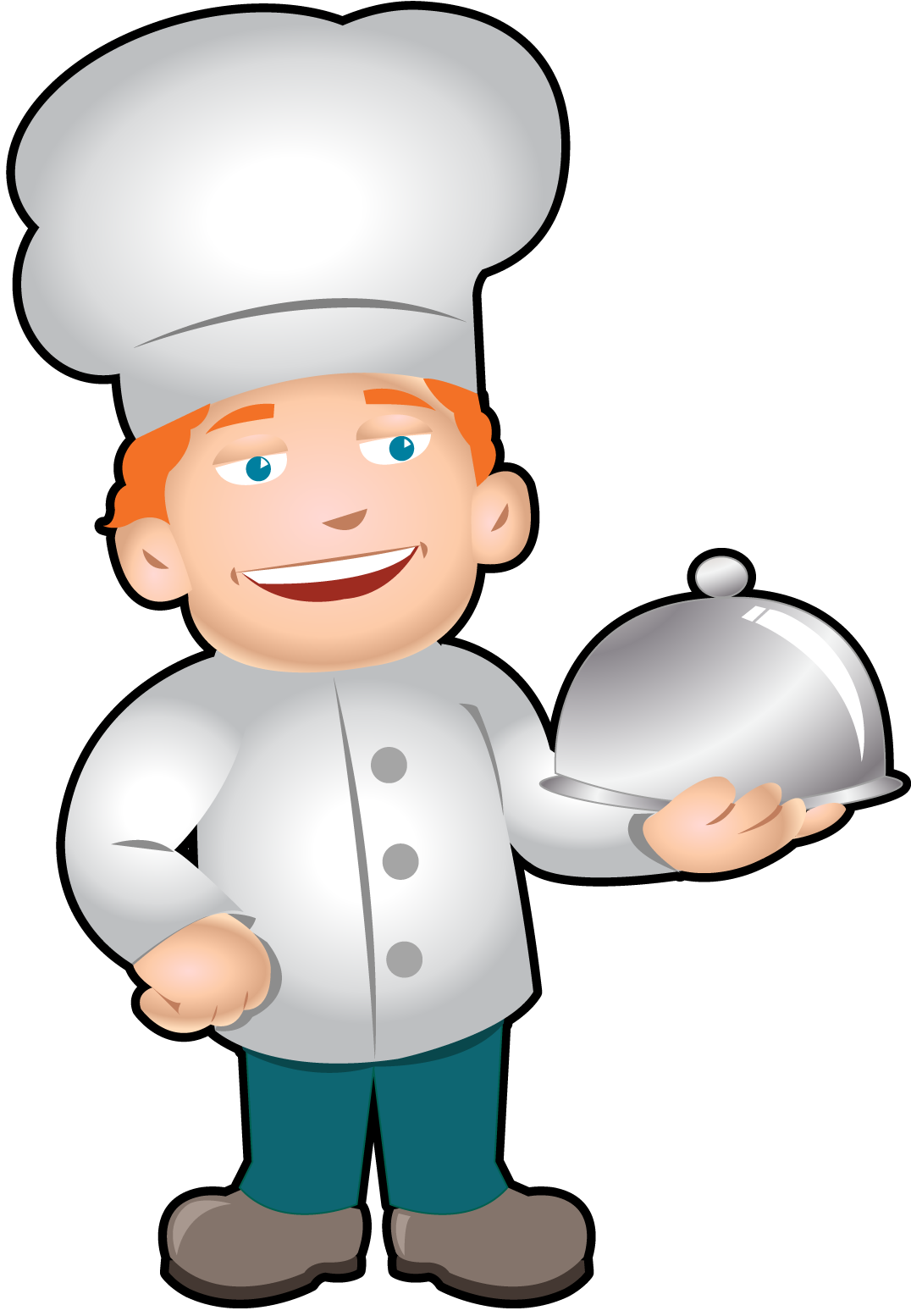 Clip Art Of Chef