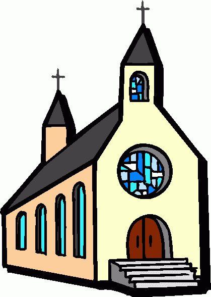 clip art of churches .