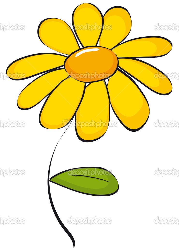 Clip art of daisyu2014 Vector by Marcins-Clip art of daisyu2014 Vector by Marcinska-9