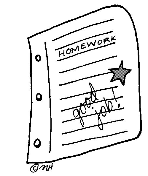 clip art of doing homework | back all clip art in discovery education s clip art