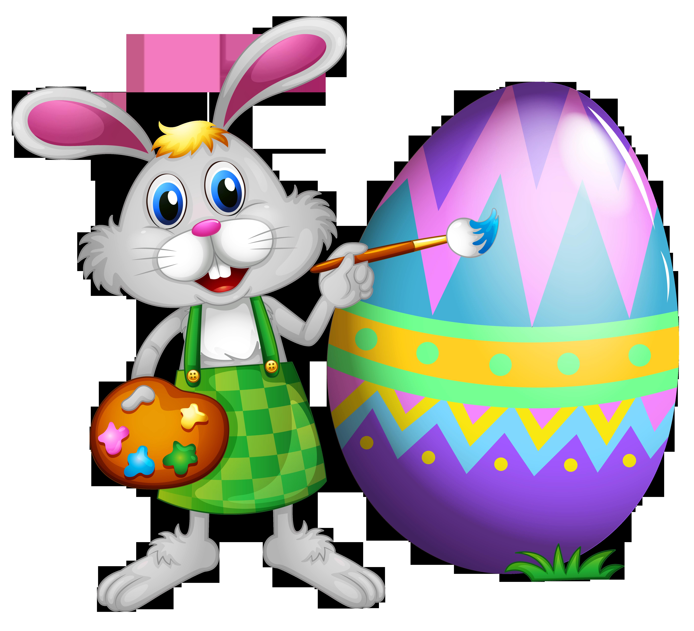 Clip Art Of Easter Bunny .-Clip Art Of Easter Bunny .-3