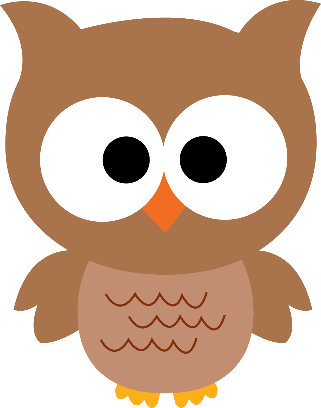 Clip art of owl free cartoon .