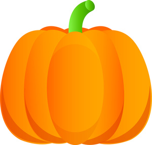 Clip art of pumpkins clipart