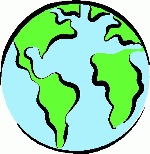 Clip Art Of The World - ClipArt Best