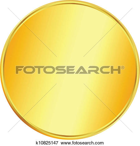 Clip Art of Thumb up coin k6923738 - Search Clipart, Illustration Posters, Drawings, and EPS Vector Graphics Images - k6923738.eps