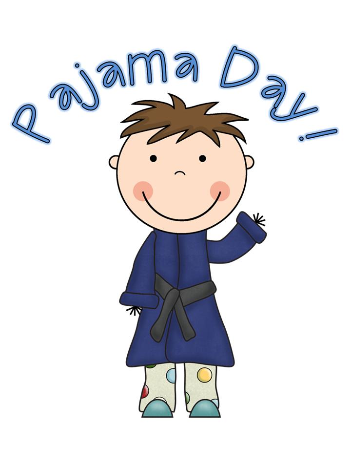 Clip Art Pajama Clipart pajama kids clipart clipartall pajamaday