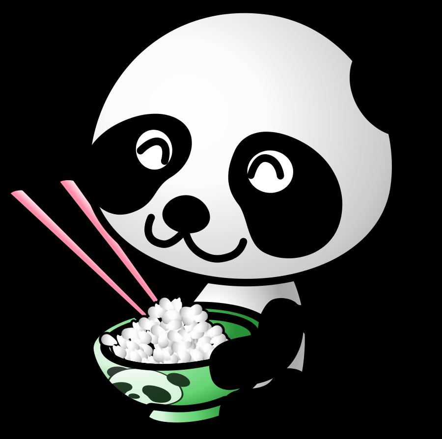 CLIP ART PANDA - Panda Clip Art