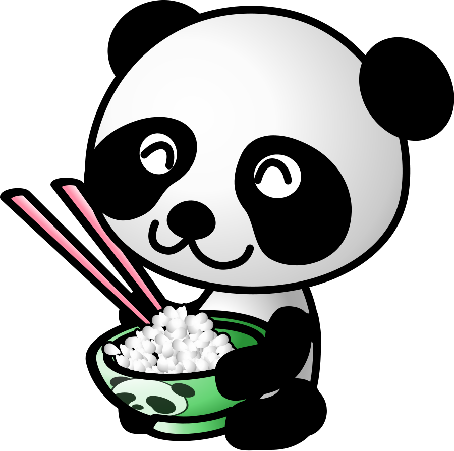 Red panda clip art free clipa