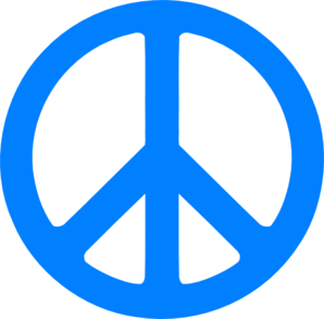 Clip Art Peace Sign Clipart peace sign clip art free clipart images dbclipart com 4 image