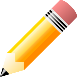 Clip Art Pencils
