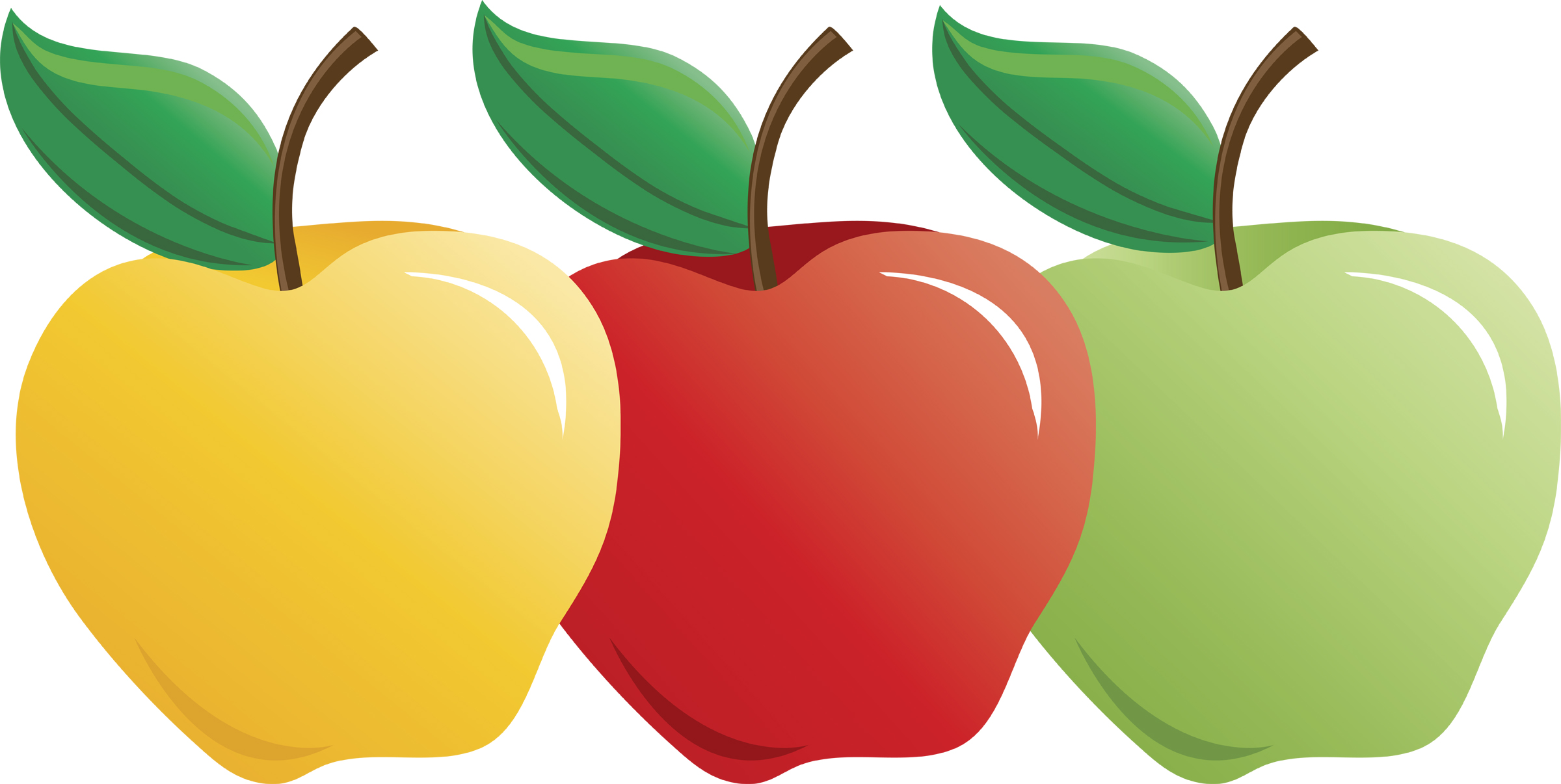 Clip Art Pictures Of Apples - .-Clip art pictures of apples - .-11