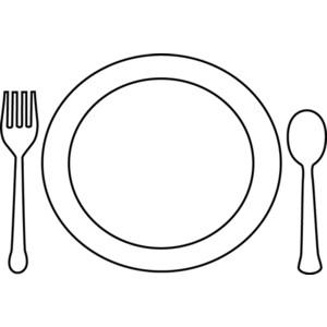 Clip Art Plate