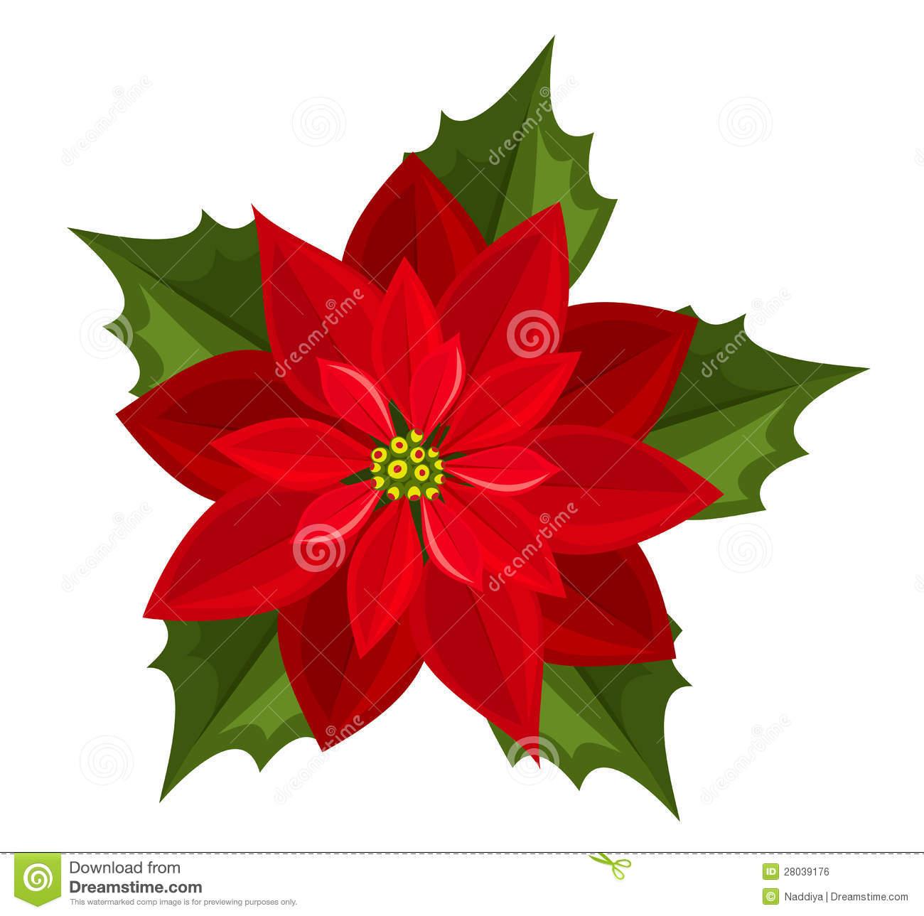 Clip Art Poinsettia Clipart poinsettia clipart free clipartfox red poinsettia