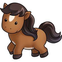 Clip art pony - ClipartFox