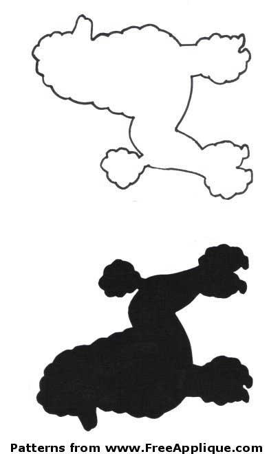 ... Clip Art Poodle Skirt Pattern Clipart ...