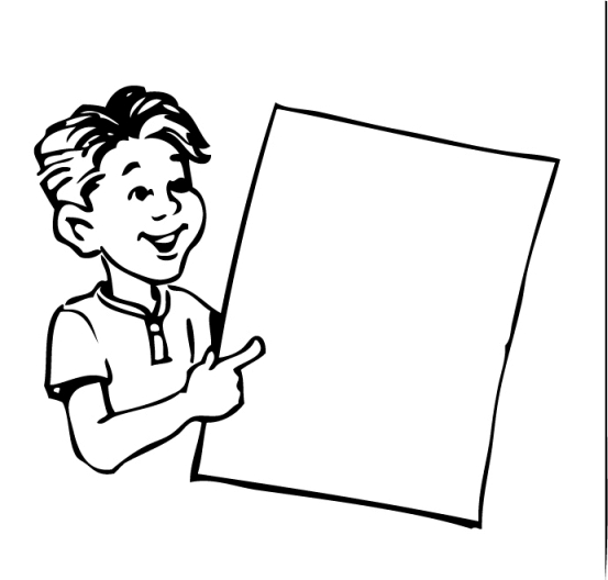 Poster Clipart