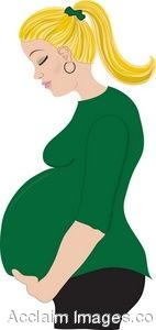 Pregnant Clipart