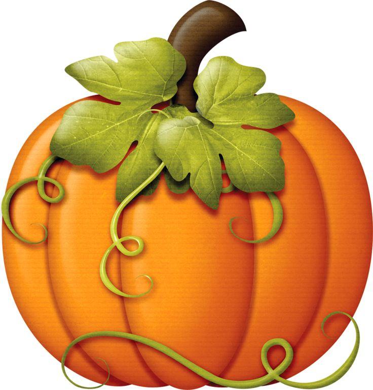 Clip Art Pumpkin - clipartall